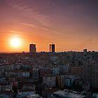 Istanbul Sunset by Chris Kiez