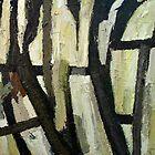 Undergrowth by Bernadette Smith by smithrankenART