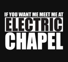 Electric Chapel by monstrousdesign
