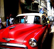 Red Cuba by dher5