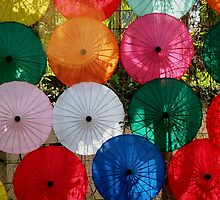 Clash of the Umbrellas   by KelseyGallery