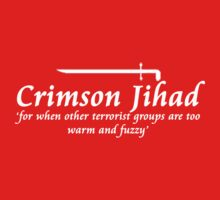 Crimson Jihad by inesbot