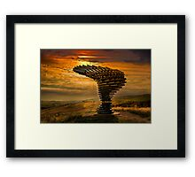The Singing Ringing Tree Framed Print
