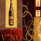 Taste of Italy Oil Painting by Fred Seghetti