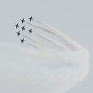 Following the Red Arrows - Rhyl 2012 by The Walker Touch