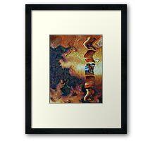 Totemic... Framed Print