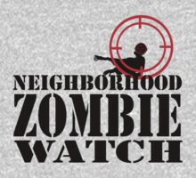 Neighborhood Watch by evilgeniuslabz
