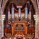 Prominent Pulpit by Adam Northam
