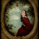 Queen of hearts by MarieG
