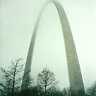 Arch in the Clouds by steveschwarz