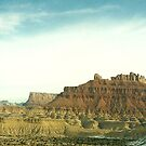 on the road , Utah by steveschwarz