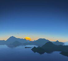 Mako Island by joshis4evercool