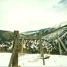 high country fence by steveschwarz