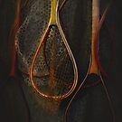 Still life with Fishing Nets by Jeff Burgess