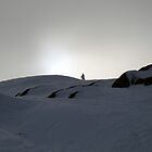 snowboarder by geophotographic