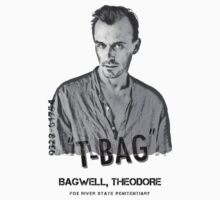 "Theodore ""T-BAG"" Bagwell - Prison Break by WarnerStudio"