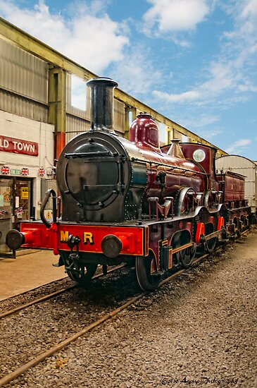 Midland Railway 158A by David J Knight
