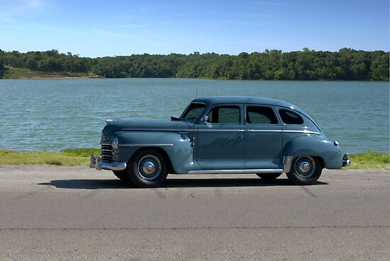 1946 Plymouth Special Deluxe by TeeMack