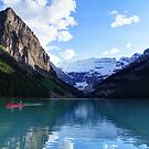 Lake Louise by Tracy Friesen
