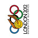 Quidditch Olympics London 2012 by karlangas