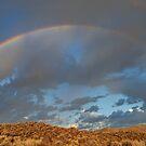 Full Rainbow Sunrise by SB  Sullivan