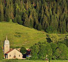 Grande Riviere church by Patrick Morand