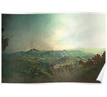 mountain view - zoopiyi village Poster