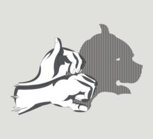 HandShadow - Dog Head by AnnoNiem Anno1973