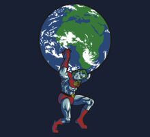 Captain Planet Shrugged by beheadedbody