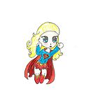 Supergirl by tonito21
