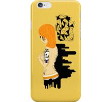 Black Tears iPhone Case/Skin