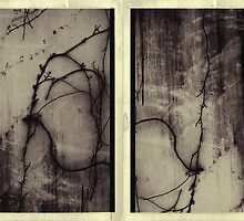 In Abeyance Diptych  by leapdaybride