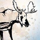 coffee moose!  by starheadboy