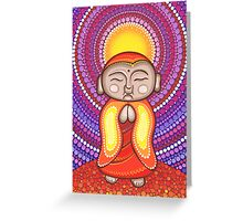 The Spirit of Compassion Greeting Card