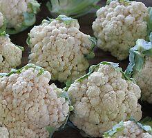 Cauliflower by Tom  Reynen