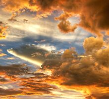 Heavenly Skies  by Saija  Lehtonen