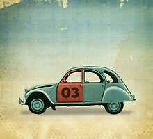 CITROEN 2CV NUMBER 03 by vinpez