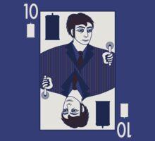Ten of Tardis - Standard Blue by trekvix