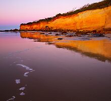 15 minutes before sunrise - Anglesea by Hans Kawitzki