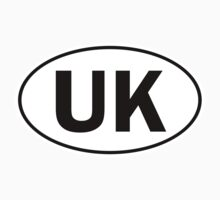 UK - Oval Identity Sign by Ovals