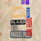 Parcel'd Iphone by sabgutz