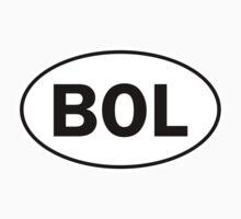BOL - Oval Identity Sign by Ovals