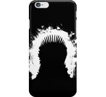 Grime of Thrones - White iPhone Case/Skin