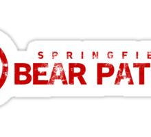 Springfield Bear Patrol Sticker