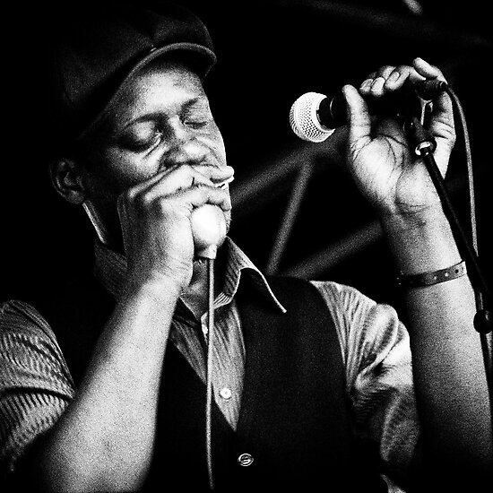 On Stage - Errol Linton by edwardf