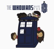 The Whovians Have the Box! by shayerahol22
