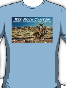 Red Rock Canyon National Conservation Area T-Shirt