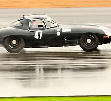 E Type Challenge No 47 by Willie Jackson