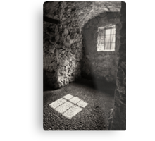 Shadow of a Window Metal Print