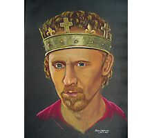 Tom Hiddleston as Henry V Photographic Print
